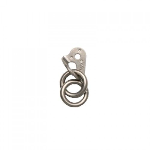 Fixe Stainless Steel Double Ring Anchor