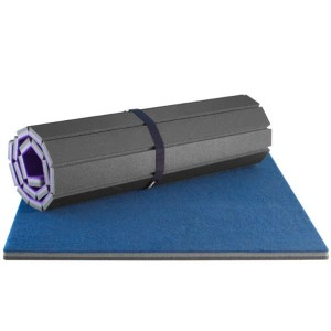 "2 1/4"" High Performance Flexi Carpet Bonded Flooring Roll"